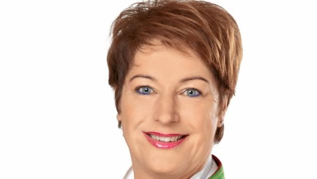 Maria Skazel (St. Peter im Sulmtal) (Bild: Barbara Zapfl/ÖVP)