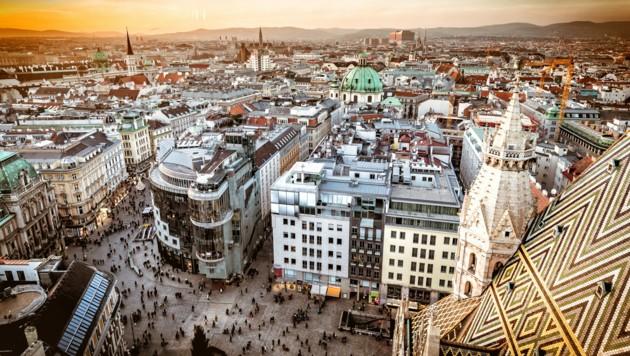 Wien (Bild: ©Calin Stan - stock.adobe.com)