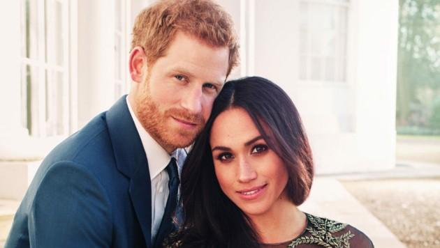 Im Dezember 2017 veröffentlicht der Palast die offiziellen Verlobungsfotos des Paares. (Bild: www.PPS.at)