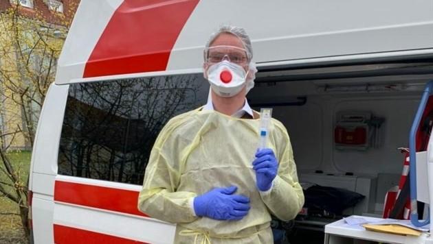 Laufend werden Menschen getestet, heute wurden die ersten vier Erkrankten in Osttirol ermittelt (Bild: ZVG)
