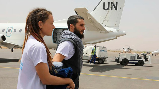 (Bild: UN/Oliver Salgado via AP)