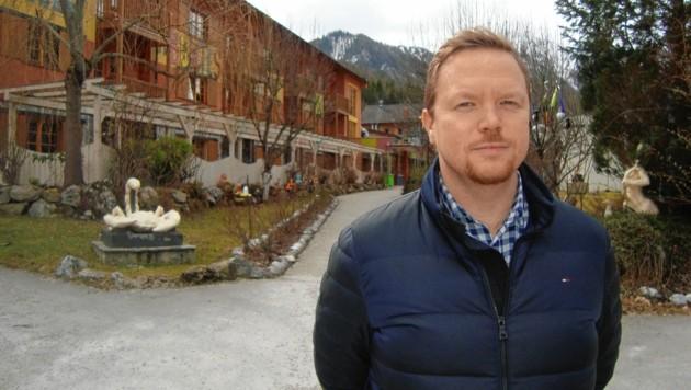 """Hotelier Appel spricht von einer """"Katastrophe"""". (Bild: Peter Bernthaler)"""