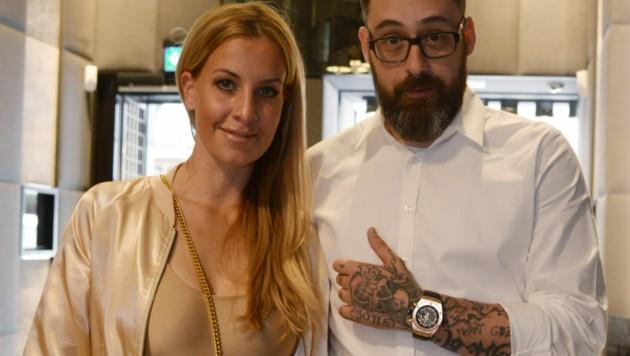 Charlotte Würdig und Sido (Bild: Kammerer,Bernd / Action Press / picturedesk.com)