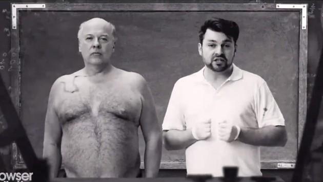 Was darf Satire? Das Satireformat der ARD-Jugendwelle Funk sorgt mit einem Clip zum Coronavirus für einen Skandal. (Bild: Screenshot twitter.com/browserballett)
