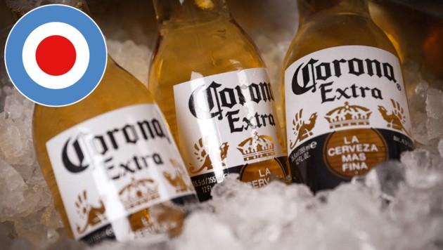 Bild Corona Bier