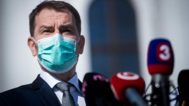Igor Matovic (Bild: AFP)