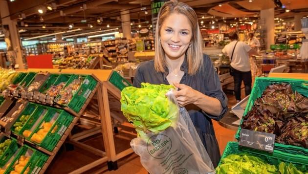 Lebensmittelgeschäfte bleiben weiterhin geöffnet. (Bild: Spar)