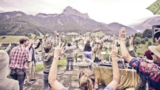 Das Rostfest belebt im August Eisenerz (Bild: Rostfest)