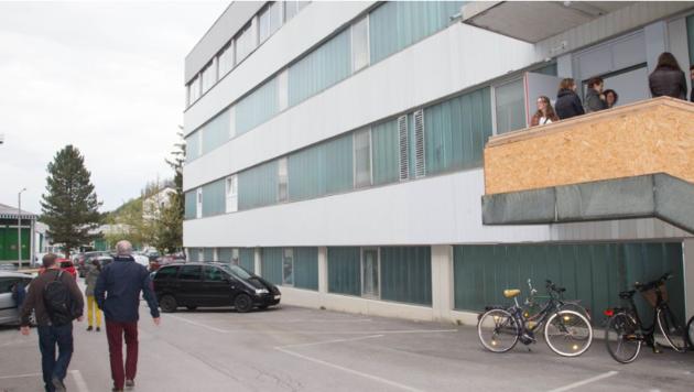 Das Quartier steht seit Mittwoch unter Qurantäne. (Bild: Land Salzburg)