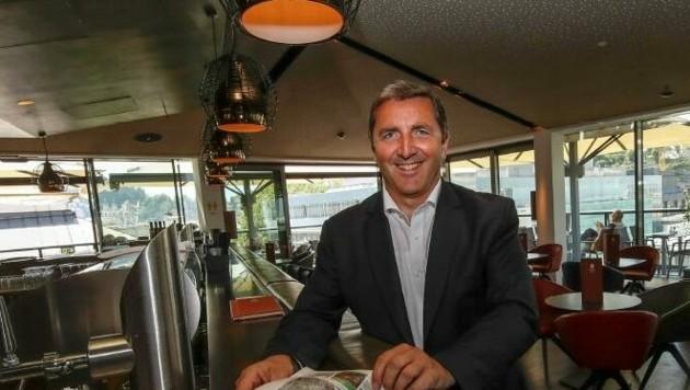 Georg Imlauer, Hotelier (Bild: Markus Tschepp)