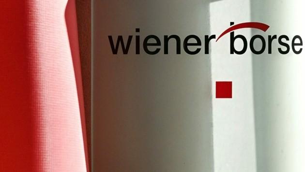 Die Wiener Börse (Bild: APA/HANS PUNZ)