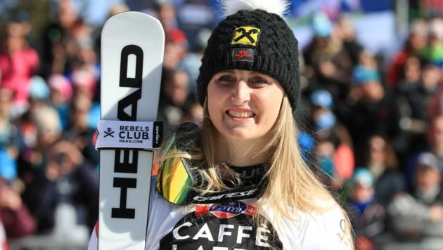 Nina Ortlieb (Bild: GEPA)