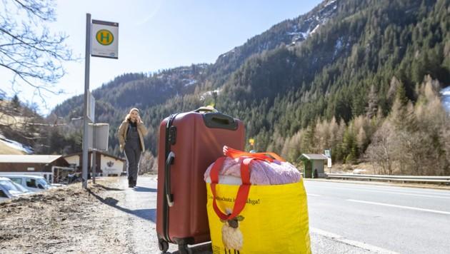 Der Tiroler Skiort Sölden im Ötztal ist seit Dienstagabend unter Quarantäne. (Bild: APA/EXPA/Johann Groder)