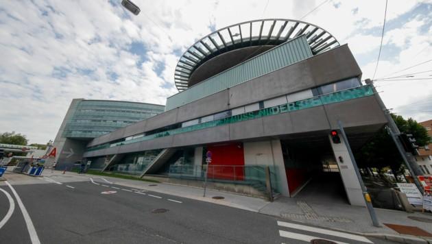 Uniklinikum Salzburg (Bild: Markus Tschepp)