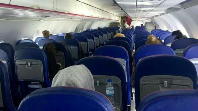 Rückholflüge für Österreicher aus dem Ausland (Bild: APA/DORIS REINBACHER)