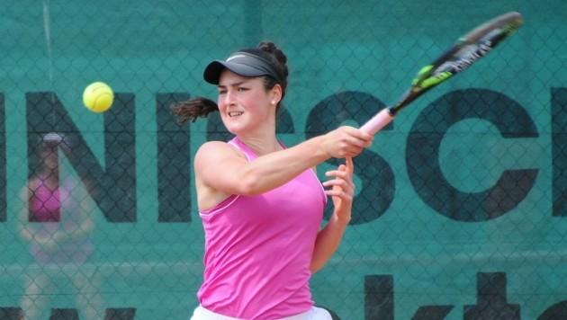 Tijana Zlatanovic war zwei Wochen in den USA in Quarantäne. (Bild: Tijana Zlatanovic)