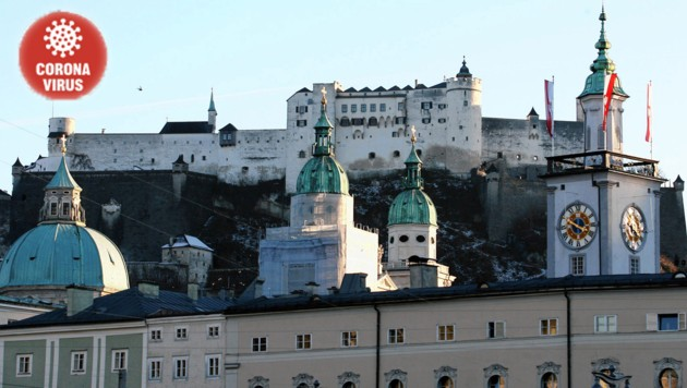 Die Festung Hohensalzburg öffnet mit 29. Mai. (Bild: Kronen Zeitung)