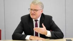 Der Linzer Bürgermeister Klaus Luger (Bild: Horst Einöder/Flashpictures)