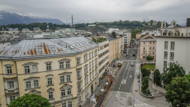 Die Stadt will die Mieten für Geschäftslokale senken, auch für Wohnungen wäre das möglich (Bild: Tschepp Markus)