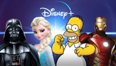 (Bild: Disney+, Disney, stock.adobe.com, krone.at-Grafik)