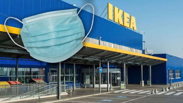 IKEA spendet 50.000 Masken an Kliniken und Ärzte