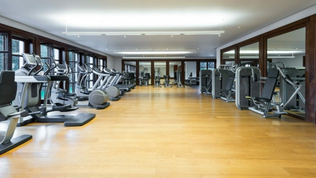 Wegen der Corona-Krise sind Fitnessstudios derzeit behördlich geschlossen. (Bild: ©poplasen - stock.adobe.com)