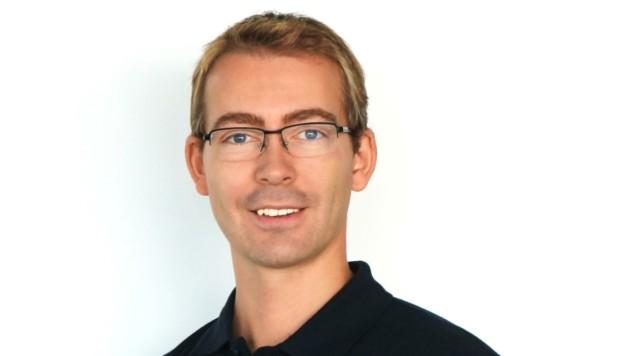Ubimet-Meteorologe Steffen Dietz (Bild: Ubimet)