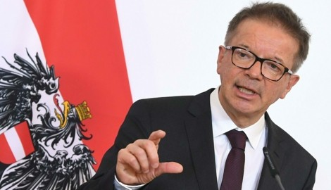 Gesundheitsminister Rudolf Anschober (Grüne) (Bild: APA/HELMUT FOHRINGER)