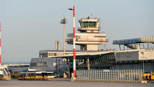 Der Linien- und Charter-Flug-Verkehr am Linzer Flughafen ist bis auf weiteres eingestellt. (Bild: Harald Dostal)
