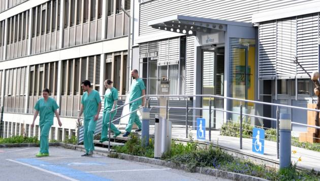 Insgesamt starben in Salzburg bereits 41 Personen an dem Virus. (Symbolbild) (Bild: APA/BARBARA GINDL)