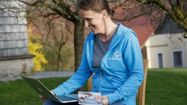 """Rund 162 aktive Hebammen arbeiten in Salzburg. """"Zu wenige"""", sagt Angelika Sams, die das Hebammengremium Salzburg leitet. Sie will mehr Kassenhebammen. Wegen der Corona-Krise gibt es derzeit nämlich besonders viel zu tun. (Bild: Tschepp Markus)"""