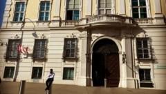 Das Kanzleramt ist für Frischmann Arbeits- und Lebensplatz. (Bild: Bundeskanzleramt)