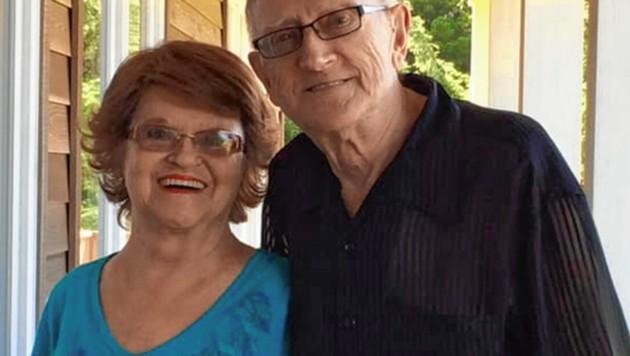 Starben im Abstand von nur fünf Stunden: Dee Toffe und ihr Ehemann Merle. (Bild: Facebook.com)