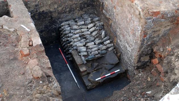 (Bild: facebook.com/Archaeological Services WYAS)