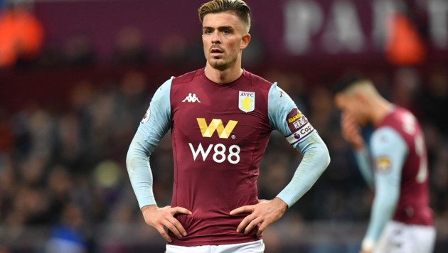 Jack Grealish (Bild: APA/AFP/Paul ELLIS)
