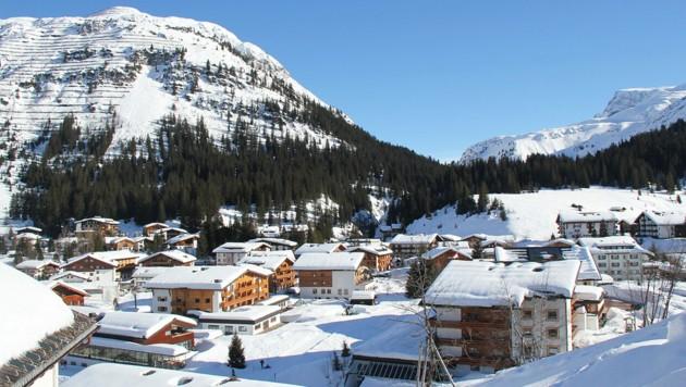 Im Winter nicht nur bei der Hautevolee ein begehrtes Reiseziel: Lech am Arlberg