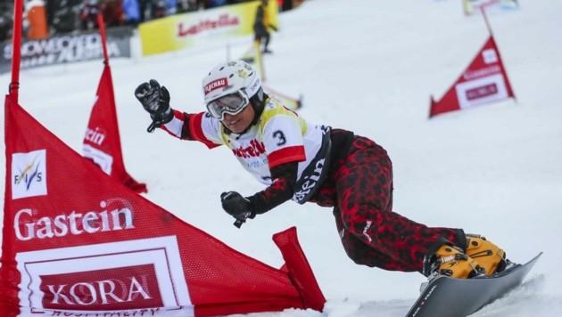 Der Sieg 2019 in Bad Gastein war Rieglers bisher wichtigster (Bild: GEPA pictures/ Jasmin Walter)