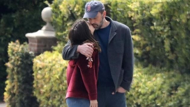Ben Affleck und Ana De Armas (Bild: www.photopress.at)