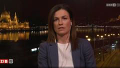 Die ungarische Justizministerin Judit Varga (Bild: ORF TVThek)
