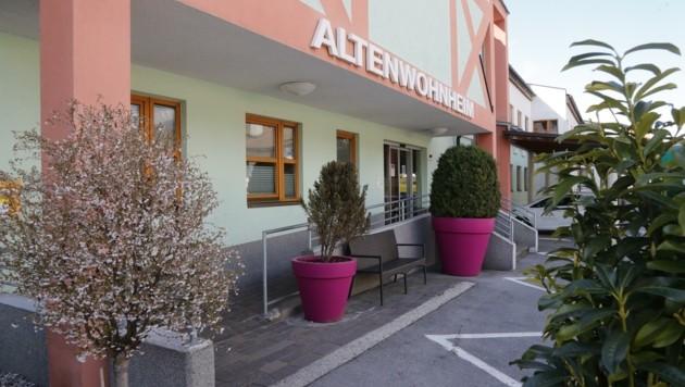 Im Altenwohnheim Telfs-Wiesenweg gibt es Diskussionen. (Bild: Birbaumer Christof)