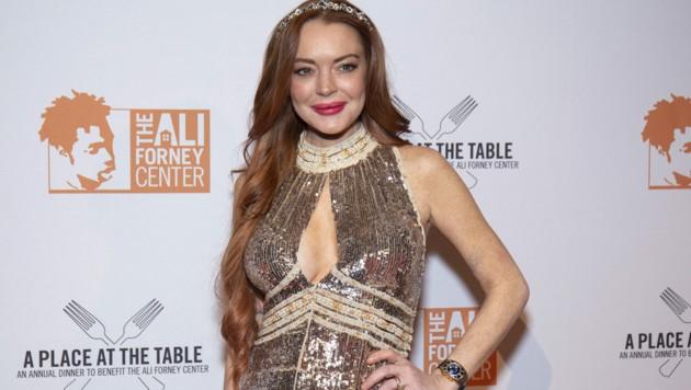 Lindsay Lohan (Bild: 2019 Getty Images)