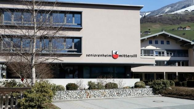 Seniorenheim Mittersill (Bild: Roland Hölzl)