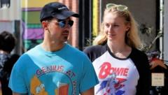 Joe Jonas und Sophie Turner (Bild: www.photopress.at)
