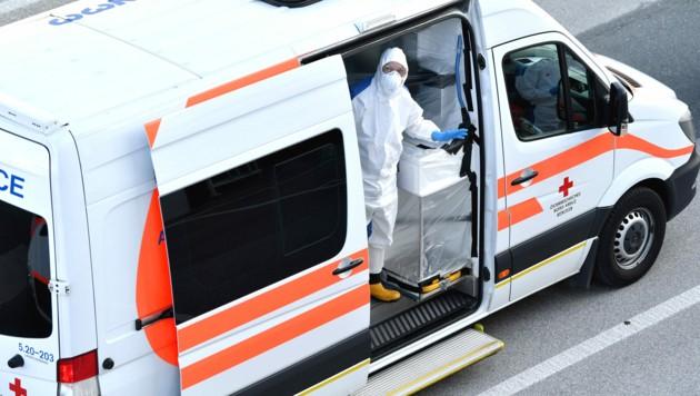 Corona in Österreich: Mehr als 10.700 Infizierte