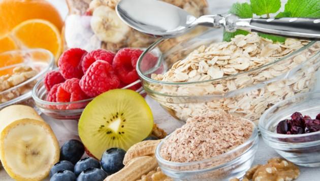 Die gesunde Alternative zu bunten Cerealien (Bild: ©PhotoSG - stock.adobe.com)