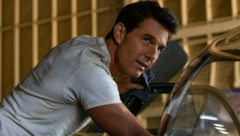 "Tom Cruise als Capt. Pete ""Maverick"" Mitchell in ""Top Gun: Maverick"" (Bild: Paramount Pictures)"
