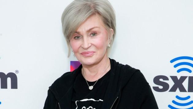 Sharon Osbourne (Bild: 2020 Getty Images)