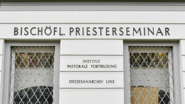 Bischöfliches Priesterseminar der Diözese Linz. (Bild: © Harald Dostal)