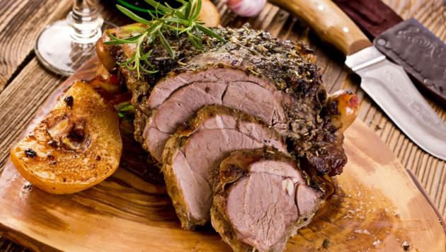 lamb roast (Bild: ©HLPhoto - stock.adobe.com)