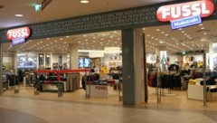 Die Modekette Fussl sperrt 20 Läden auf. (Bild: FUSSL MODESTRASSE)